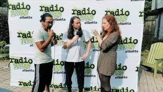 Wendy Rollins interviews Incubus