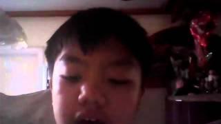 Rj Ga sings Hey Girl by Gimme 5