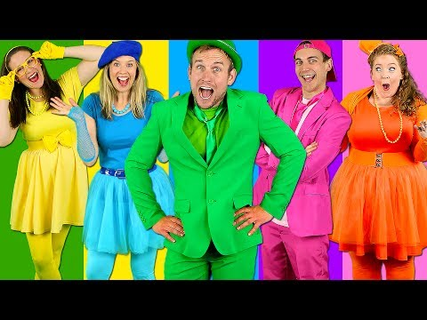 Xxx Mp4 What Color Am I Wearing Kids Colors Song Learn Colors Teach Colours Clothing Song 3gp Sex