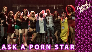 Ask A Porn Star: Live at AVN 2017