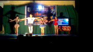 Roly Poly- T-Ara( cover by students in grades 10)