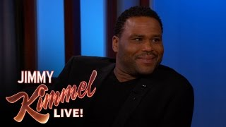 Anthony Anderson's Relationship with Donald Trump