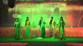 sukumarudu dance madinaguda vijetha college avirbhav 2014