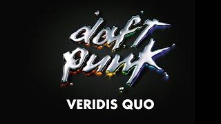 Daft Punk - Veridis Quo (Official audio)