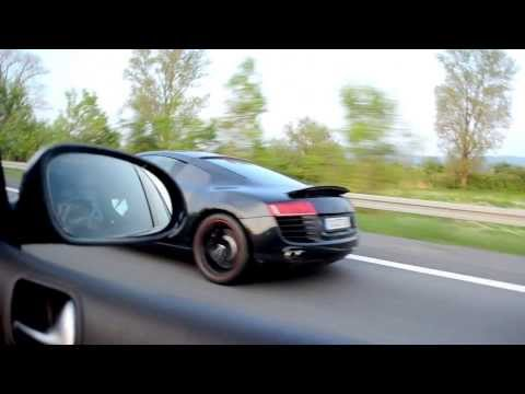 Golf 5 R32 HGP Turbo vs. Audi R8