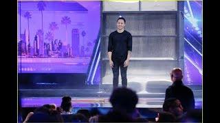 Demian Aditya [Legendado] - Got Talent | Participante arrisca a vida em apresentação.