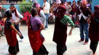 salijo pani khayo baghai la folk dance