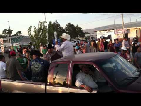 Desfile Sotolero en Cd. Madera Chihuhua 1a parte
