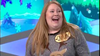 The Price is Right:  December 22, 2015  (Christmas Holiday Episode!)