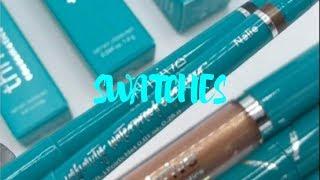 THRIVE CAUSEMETICS: Liquid Lash Extension Mascara, Eyeliner, and Eye Brightner with TrendMood