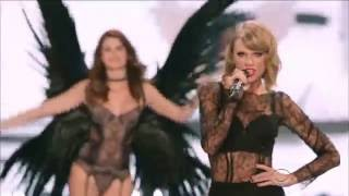 Taylor Swift The Victorias Secret Fashion Show 2014
