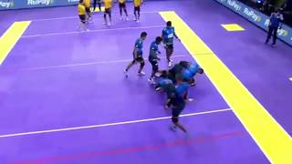 IIPKL day 4 best tackle highlights