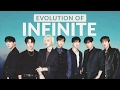 Download Lagu The Evolution Of Infinite 인피니트 - Tribute To K-pop Legends