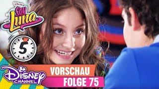5 Minuten Vorschau - SOY LUNA Folge 75 || Disney Channel