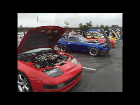 Z-Bash 2016 Cruise Pt2 - Carbon Canyon to Anaheim Stadium