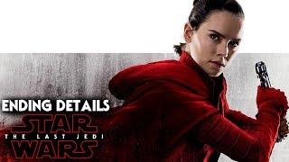Star Wars The Last Jedi Ending Scene Spoilers - New Details Revealed