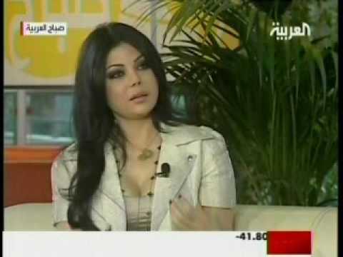 هيفاء وهبي في صباح العربية أقبل ان اكون وزيرة لا نائبة