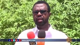 Siyaasi C laahi Daamur Ayaa faysal Cali Waraabe Ku Eedeeyay Inuu Somaliland Ka Goynayo Wadama Jaarka