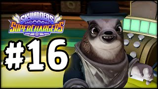 Skylanders SuperChargers - Gameplay Walkthrough - Part 16 - The Spell Punk Library!