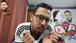 """رساله لـ جمال """" أستيكة """" ولـ90 % من لاعبى الكوره المصريه"""