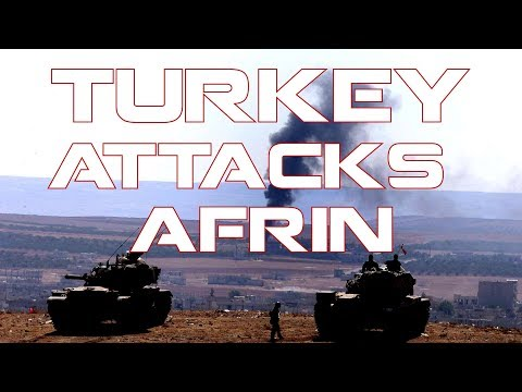 Is Russia letting Turkey invade Afrin?