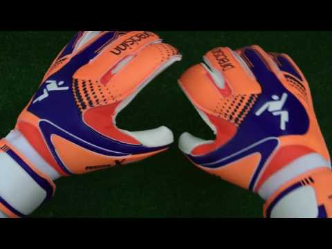 Precision GK Fusion-X REP Goalkeeper Gloves Preview