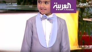 صباح العربية : ثوب خليجي للاطفال بلمسة غربية