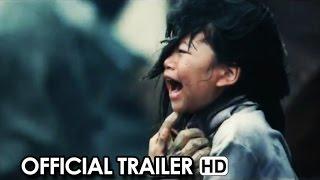 Attack on Titan Japanese Trailer (2015) - Haruma Miura Action Movie HD