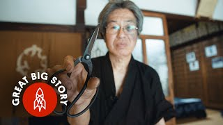 Making $35,000 Bonsai Scissors