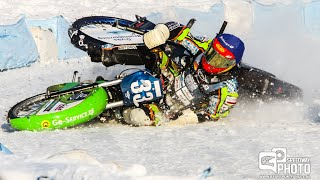 09.02.2019 FIM Ice Speedway World Championship.Shadrinsk(RUSSIA) Final 2,Day 1. FULL RACE, ALL HEATS