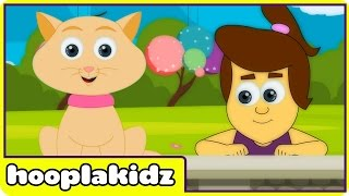 Kitty Cat Kitty Cat (Pussycat Pussycat) | Nursery Rhymes by Hooplakidz