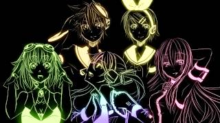 Vocaloid DJ Mix - Retro Mix (Vintage Pop/Techno/New Wave)