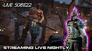 For Honor Gaming Live S08E22 01/11/2018