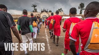 Prison Soccer in Uganda: VICE World of Sports