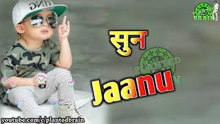Sun Jaanu | Romantic | Sad | Love | Emotional Status | Hindi WhatsApp Status |