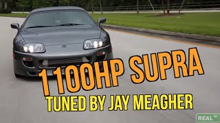 Real Street Performance 3.4L 1100hp Supra Tuned by Jay Meagher