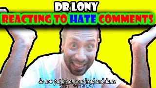 Bangla Funny People Bad Comments | Dr Lony REACTING TO HATE COMMENTS | Dr Lony Prank