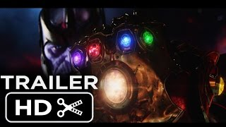 Avengers Infinity War Trailer 2018 (FAN-MADE) | All Infinity Stones | Doctor Strange Appearance |