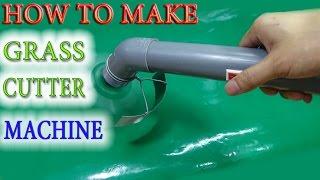 Cara Membuat A Powerfull Mesin Tangan Grass Cutter Di Rumah