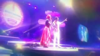 Watch crazy//Simphiwe Shembe sing amaNazaretha song at amantshontsho kamaskandi 2017