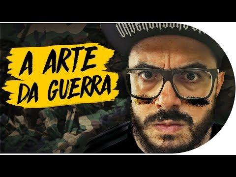 5 lições com A ARTE DA GUERRA Pistolada 079