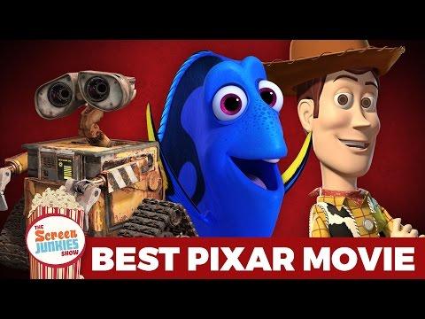 Best Pixar Movie Bracket