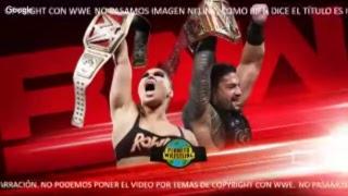 🔴WWE RAW 8/21/2018 en vivo y en español - The Shield regresa a RAW - Narración