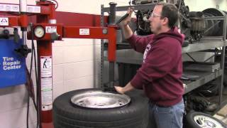 Tire Change Machine