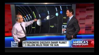 New Planet, Shifts Astronomers Paradigm of The Solar System - Fox New's
