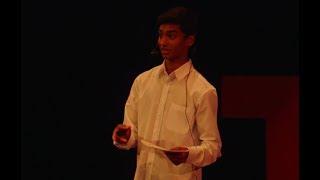 Sustainability through shared economies  | Avinash Muruganandam | TEDxYouth@NidodeAguilas