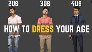 How To Dress Your Age   How to Dress In Your 20s, 30s   40s