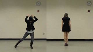 JS & Hyuna- Trouble Maker Dance Cover