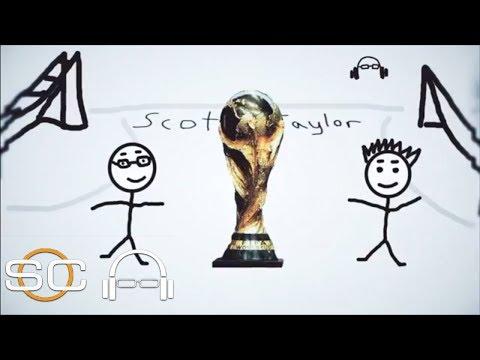 Xxx Mp4 Brazil S Win Vs Costa Rica Highlights DrawTheWorldCup With Taylor Twellman SC With SVP ESPN 3gp Sex