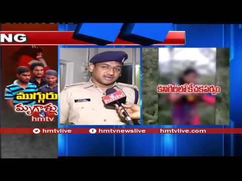 Xxx Mp4 Prakasam District SP SP Satya Yesubabu Face To Face Over Kanigiri Attempt Hmtv 3gp Sex